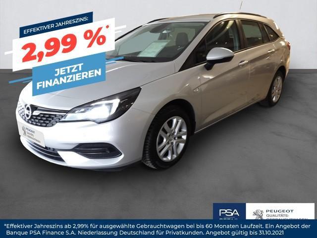 Opel Astra 1.5 D Start/Stop Sports Tourer Edition, Jahr 2020, Diesel