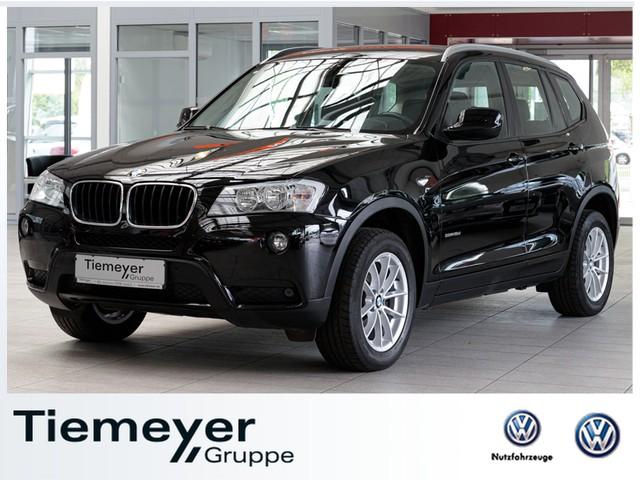 BMW X3 18d sDrive Klima LM PDC Sitzhzg, Jahr 2013, diesel