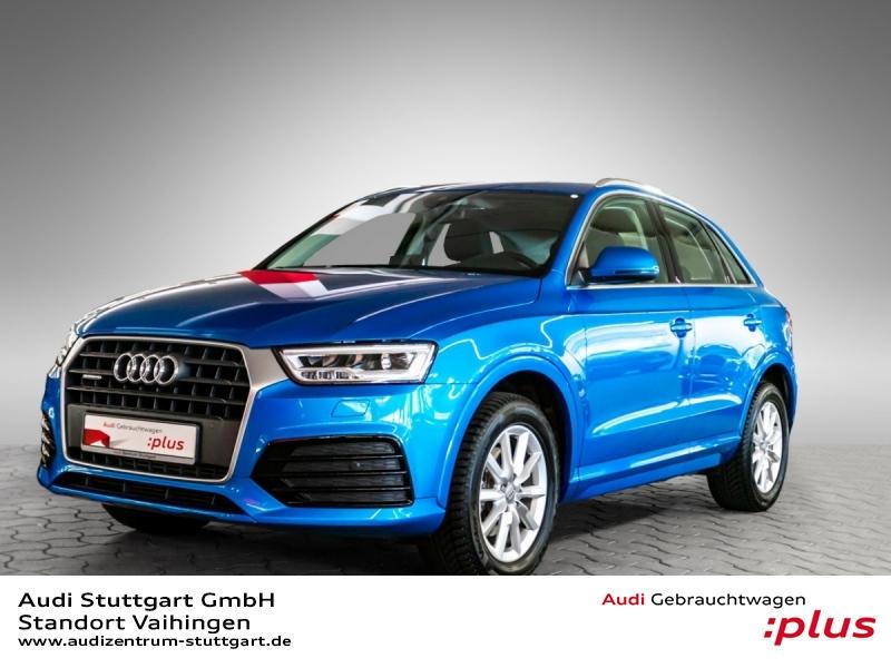 Audi Q3 sport 2.0 TFSI quattro Pano LED PDC+Kamera, Jahr 2017, Benzin
