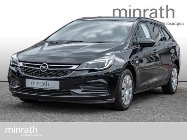 Opel Astra Sports Tourer 1.6 CDTI EU6d-T Navi LED-Tagfahrlicht, Jahr 2019, Diesel