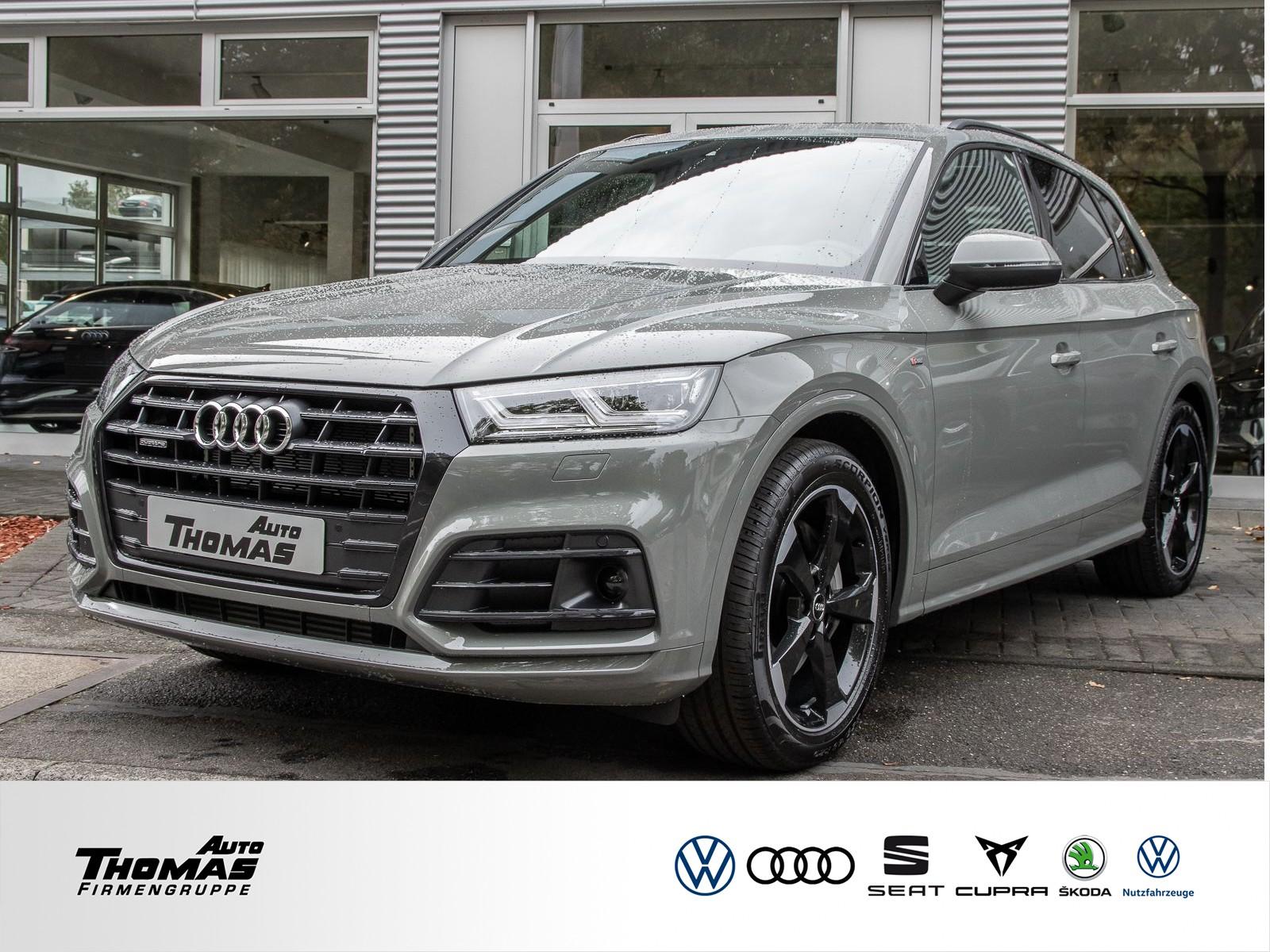 Audi Q5 sport 50 TFSI e quattro S tronic+S LINE+NAVI, Jahr 2020, Hybrid