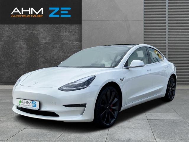 Tesla Model 3 Performance - 1299 Miete /Monat möglich, Jahr 2020, Elektro