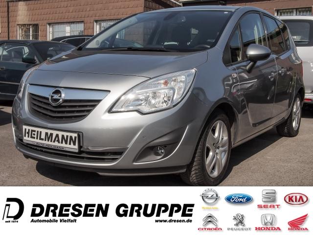 Opel Meriva 150 Jahre 1.4 Navi/AHK/PDC/Klima/ Sitz/Lenkradheizung/Regen/Lischtsensor/Bluetooth, Jahr 2012, Benzin
