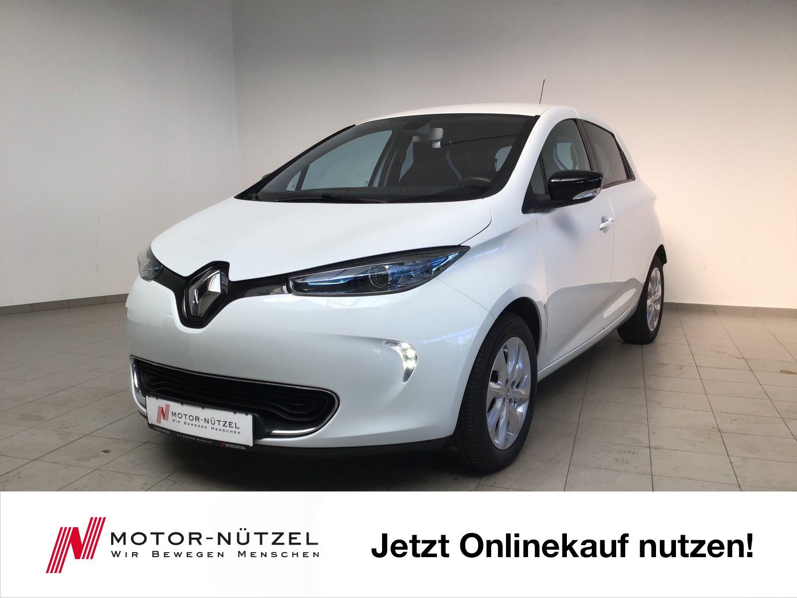 Renault Zoe INTENS 43KW NAVI+PDC+GRA+zzgl. Batteriemiete, Jahr 2015, Elektro