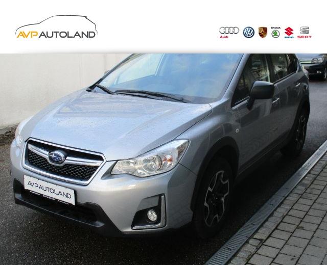 Subaru XV 1.6i Allrad mit Untersetzung Trend, Jahr 2017, petrol