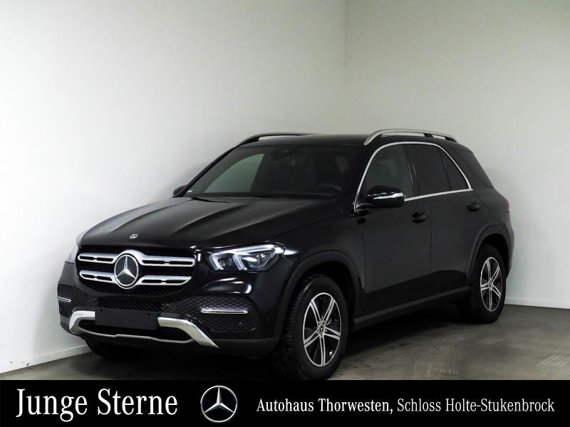 Mercedes-Benz GLE 300 d 4MATIC Pano AHK Burmester AMG, Jahr 2019, Diesel