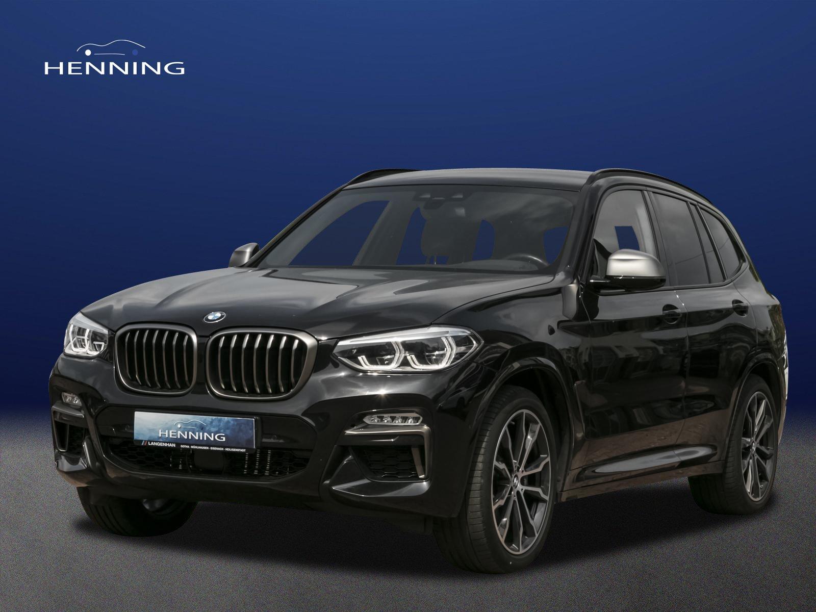 BMW X3M40i*LED*NAVI-Professional*Head-Up*Deutsch*20, Jahr 2018, Benzin