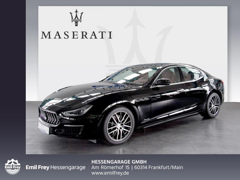 Maserati Ghibli GranLusso Aut Totw. Kamera DAB Leder, Jahr 2018, Benzin