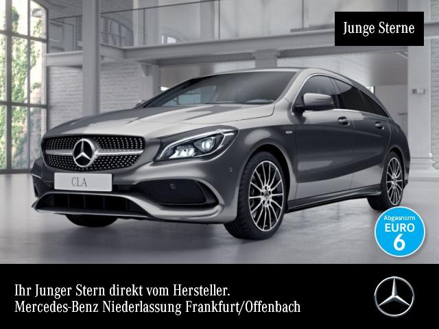 Mercedes-Benz CLA 250 SB AMG Harman LED Kamera Navi Klimaautom, Jahr 2017, Benzin