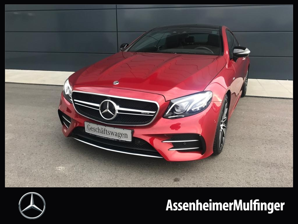 Mercedes-Benz AMG E 53 4MATIC+ Coupé **20Z/Panorama, Jahr 2018, Benzin