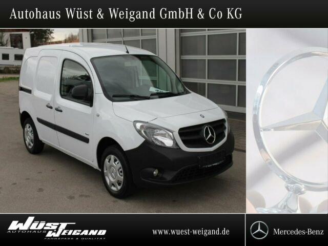 Mercedes-Benz Citan 108 CDI Kasten+lang+Heckklappe+Radio++++++, Jahr 2012, Diesel