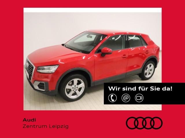 Audi Q2 1.4 TFSI sport *Audi pre sense front*LED*BT*, Jahr 2017, Benzin