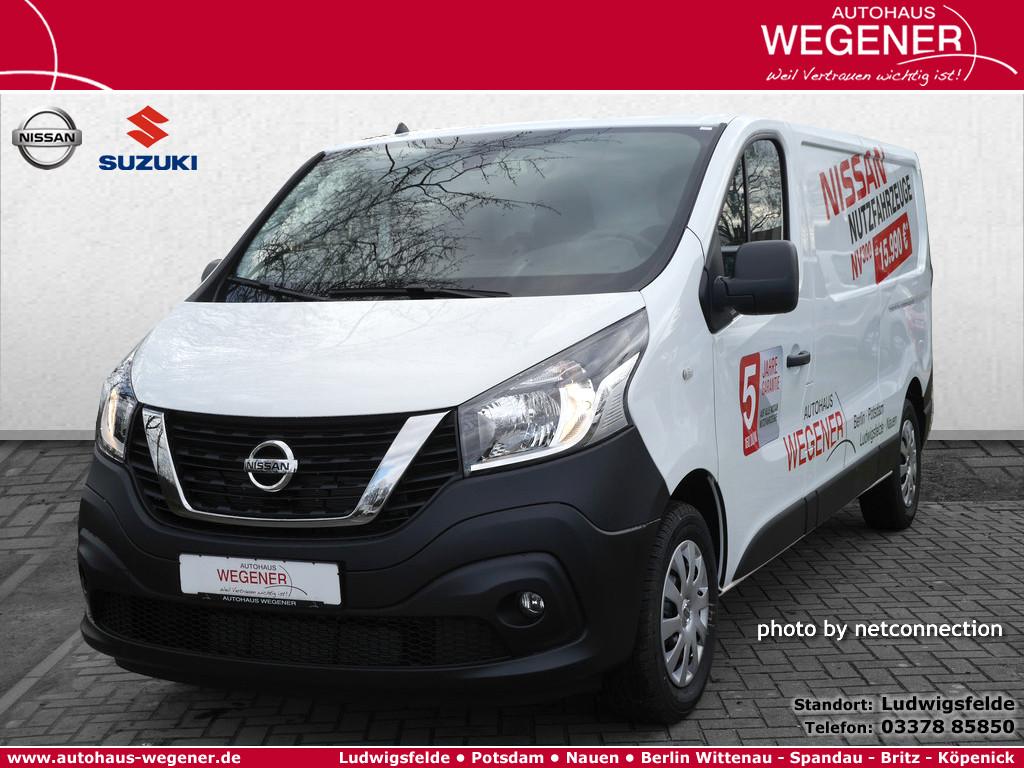 Nissan NV300 L2H1 2.9to dCi 120 Comfort, Jahr 2020, Diesel