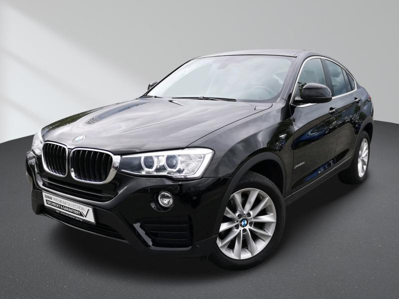 BMW X4 xDrive20d Advantage Navi Business Klimaaut., Jahr 2017, Diesel