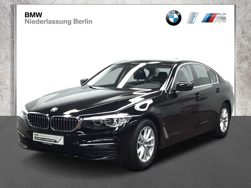 BMW 530e iPerformance Lim. EU6d-Temp Aut. LED Navi, Jahr 2019, Hybrid