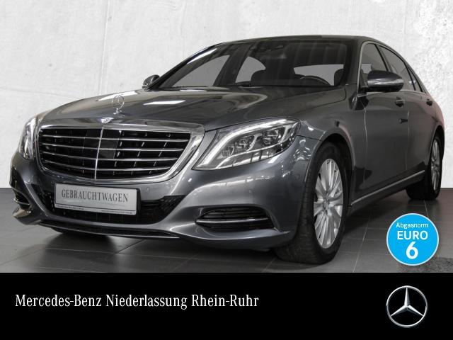 Mercedes-Benz S 500 L 4M Fahrass Fondent 360° Airmat Distr. TV, Jahr 2016, Benzin