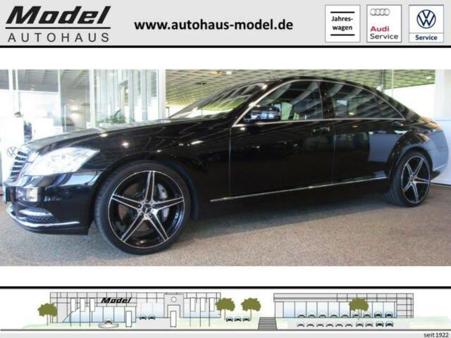 Mercedes-Benz S 500 Lang 4Matic - B&O - TV - Nachtsicht - VOLL, Jahr 2013, Benzin