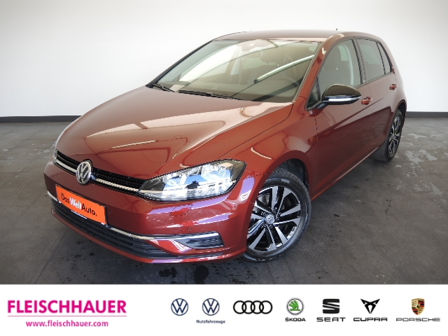 Volkswagen Golf VII IQ.DRIVE 1.6 TDI BMT EU6d-T, Jahr 2019, Diesel