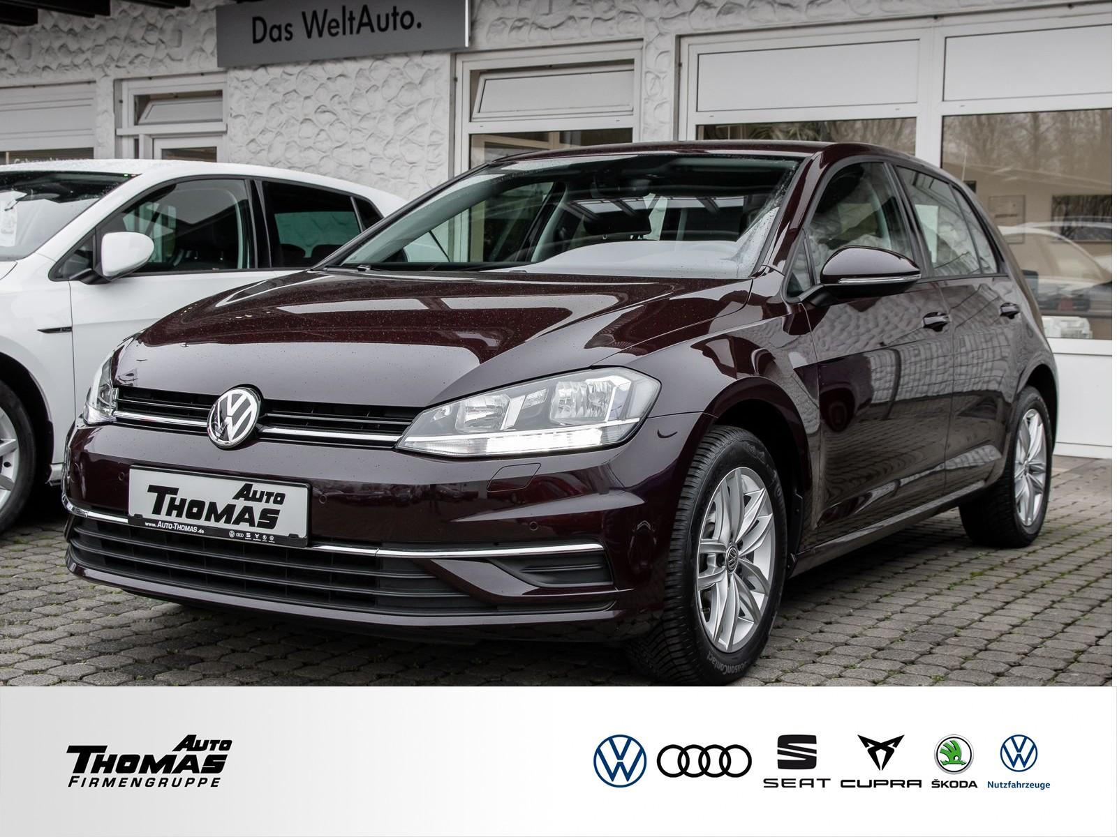 """Volkswagen Golf VII """"Comfortline"""" 1.0 TSI PDC+SHZ, Jahr 2017, petrol"""