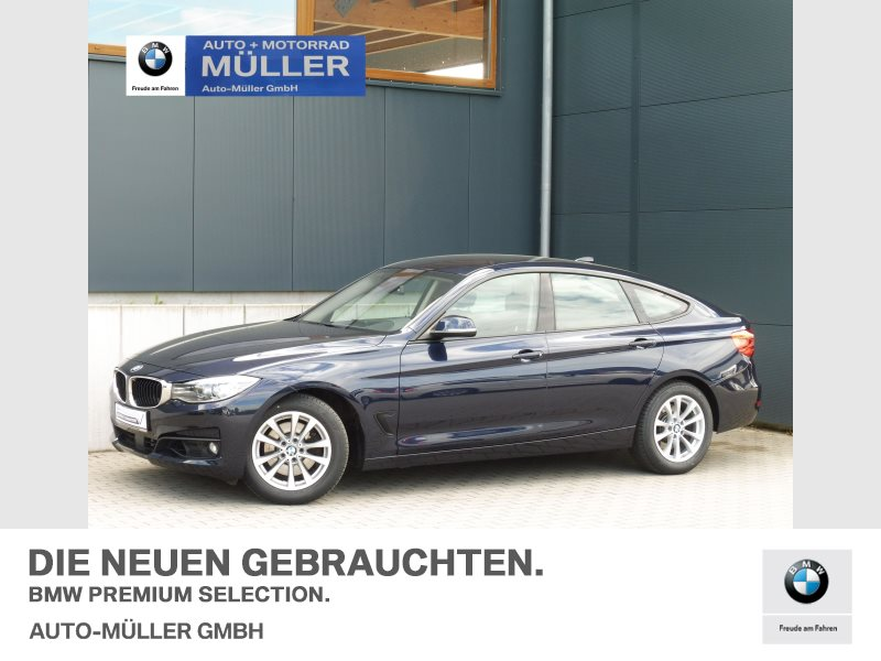 BMW 330d xDrive Gran Turismo A Advantage Head-Up, Jahr 2015, Diesel