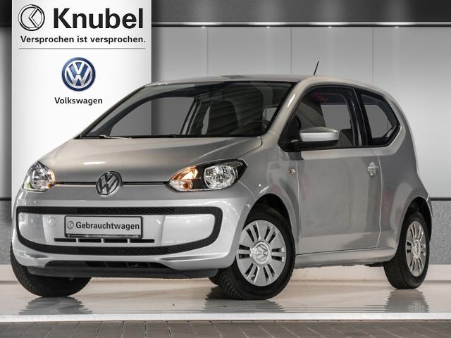 Volkswagen up! move 1.0 RADIO/GANZJ.REIFEN/ESP/ABS, Jahr 2016, Benzin