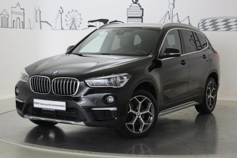 BMW X1 xDrive18d xLine HiFi DAB Var. Lenkung LED EURO 6, Jahr 2017, Diesel