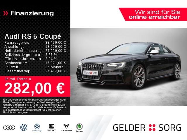 Audi RS 5 Coupé 4.2 FSI quattro*20Alu*Sport*280 KM/H*, Jahr 2015, Benzin