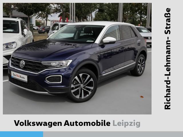"""Volkswagen T-Roc """"IQ.Drive"""" 1.5 TSI ACT OPF *Lane Assist*, Jahr 2019, petrol"""