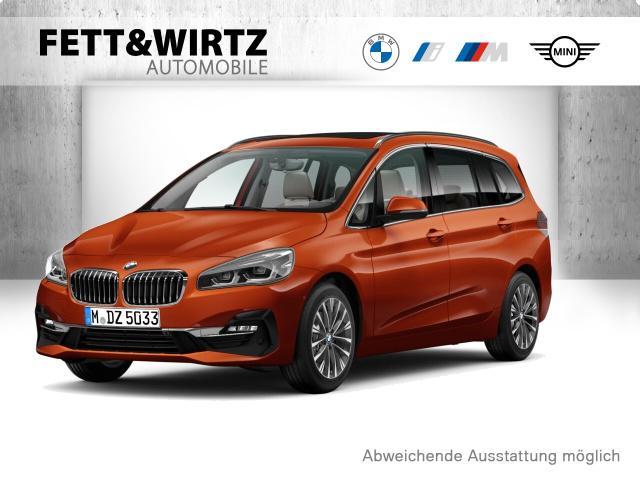 BMW 220 Gran Tourer 17'' AHK HIFI LED HUD Klimaaut., Jahr 2018, Benzin
