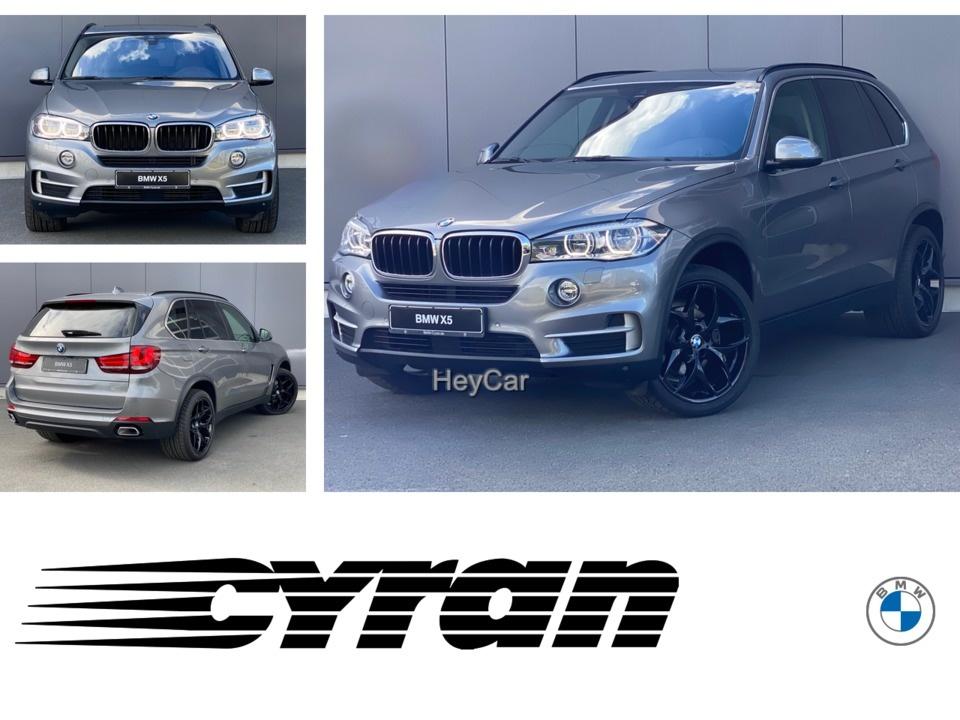 BMW X5 xDrive30d Akt.Sitzbel. RFK HUD Pano Leder, Jahr 2017, Diesel