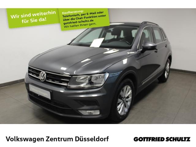 Volkswagen Tiguan Comfortline 2.0 TDI *Navi*virt Cockpit*SHZ*PDC*Alu*, Jahr 2017, Diesel