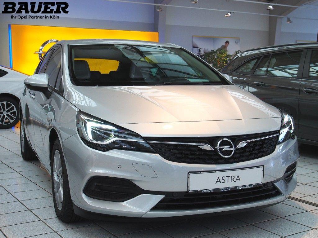 Opel Astra 1.2 Start/Stop Elegance, Jahr 2021, Benzin
