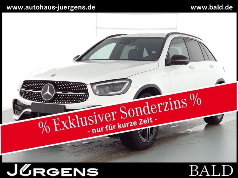 Mercedes-Benz GLC 400 d 4M AMG-Sport/Navi/ILS/360/HUD/Night/19, Jahr 2020, Diesel