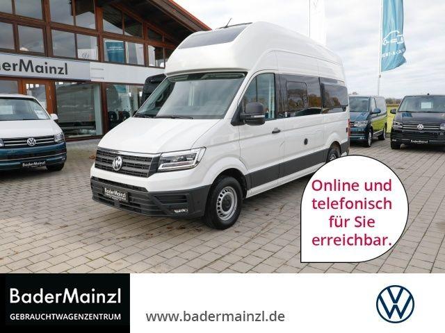 Volkswagen Grand California 600 2.0 TDI Automatik Navi, LED, Jahr 2019, Diesel