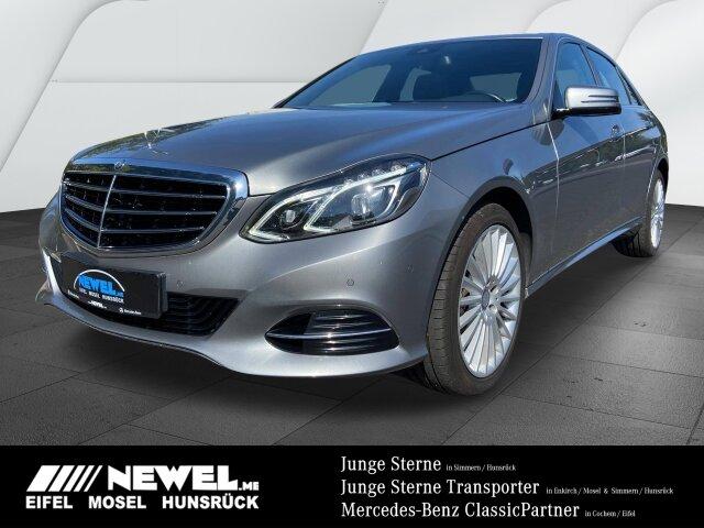 Mercedes-Benz E 220 CDI Limousine *COMAND*LED*KLIMA*KAMERA*SHZ, Jahr 2013, Diesel