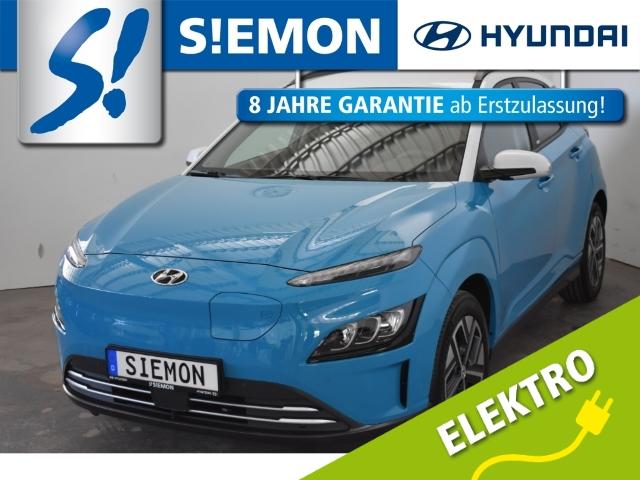 Hyundai Kona EV Facelift Trend Navi Digital Dachlack Ambiente, Jahr 2021, Elektro