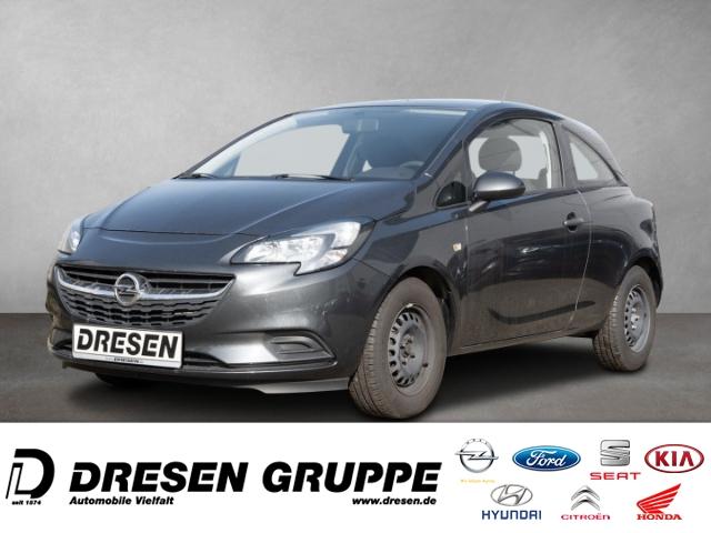Opel Corsa E Selection 1.2/Klima+CD+AUX+USB+Radio+Bluetooth, Jahr 2017, Benzin