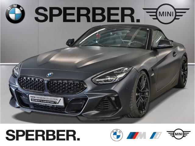 BMW Z4 M 40i,LivecptPro,Harm&Kard,HUD,DAB,RFK,LED,Memory,Lenkradhzg,Driv.Ass,SHZ,Tempomat,uvm., Jahr 2019, Benzin
