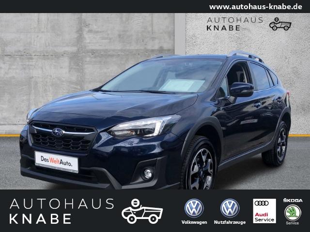 Subaru XV 1.6i CVT Exclusive NAVI+KAMERA+LED, Jahr 2019, Benzin