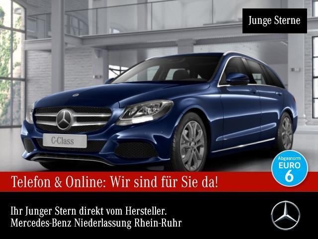 Mercedes-Benz C 220 d T 4M Avantgarde Distr. COMAND Kamera EDW, Jahr 2017, Diesel