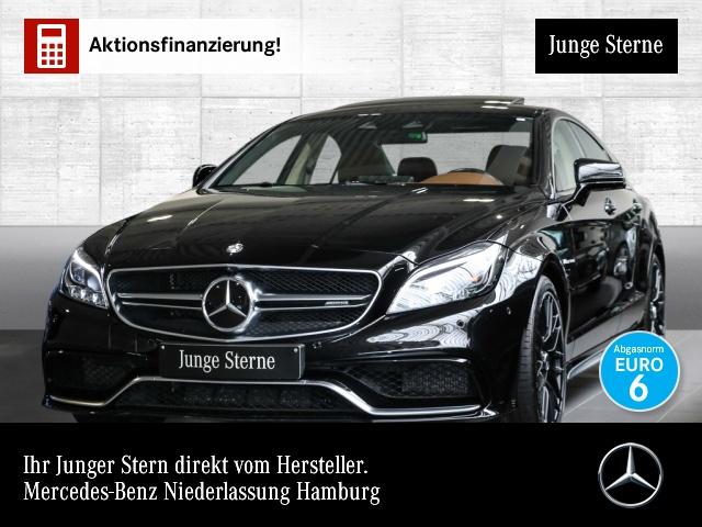Mercedes-Benz CLS 63 AMG Cp. 4M Keramik designo Driversp 360°, Jahr 2016, Benzin