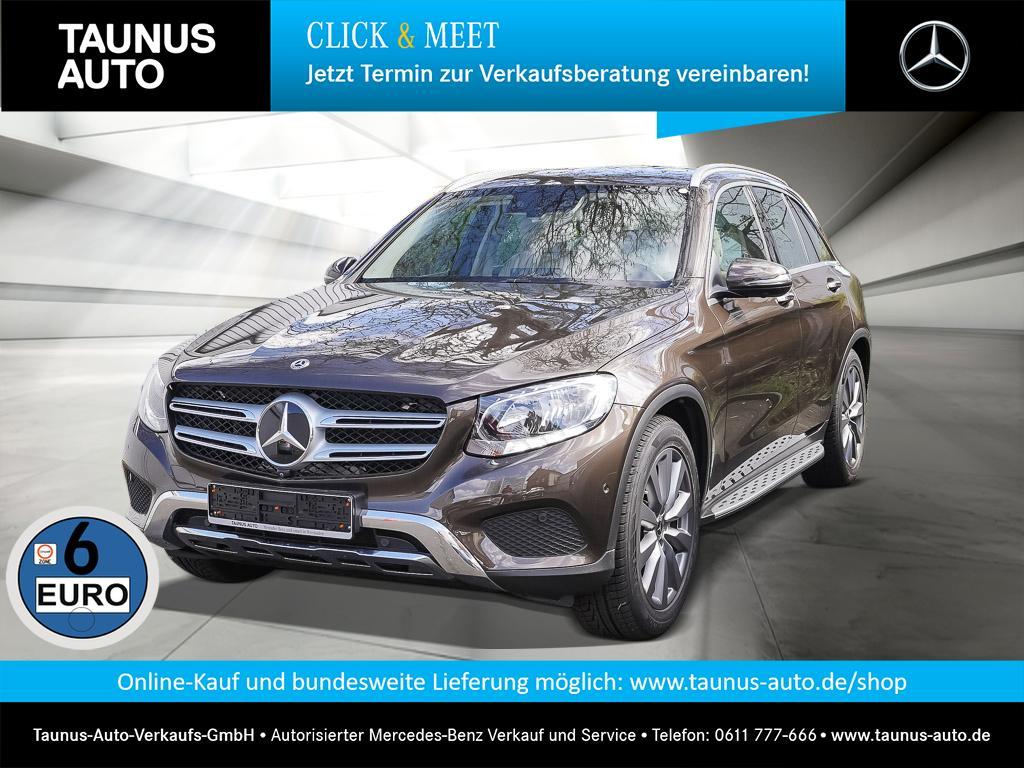 Mercedes-Benz GLC 300 EXCLUSIVE COMAND DISTRONIC HUD KAMERA, Jahr 2018, Benzin