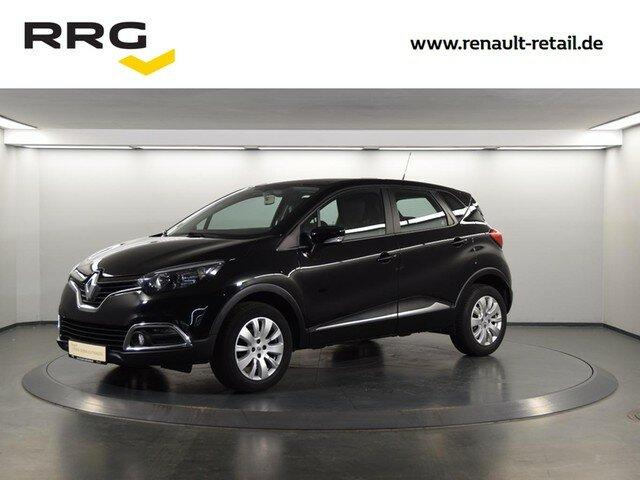 Renault CAPTUR EXPERIENCE TCe 90 KLIMA/PDC, Jahr 2016, Benzin