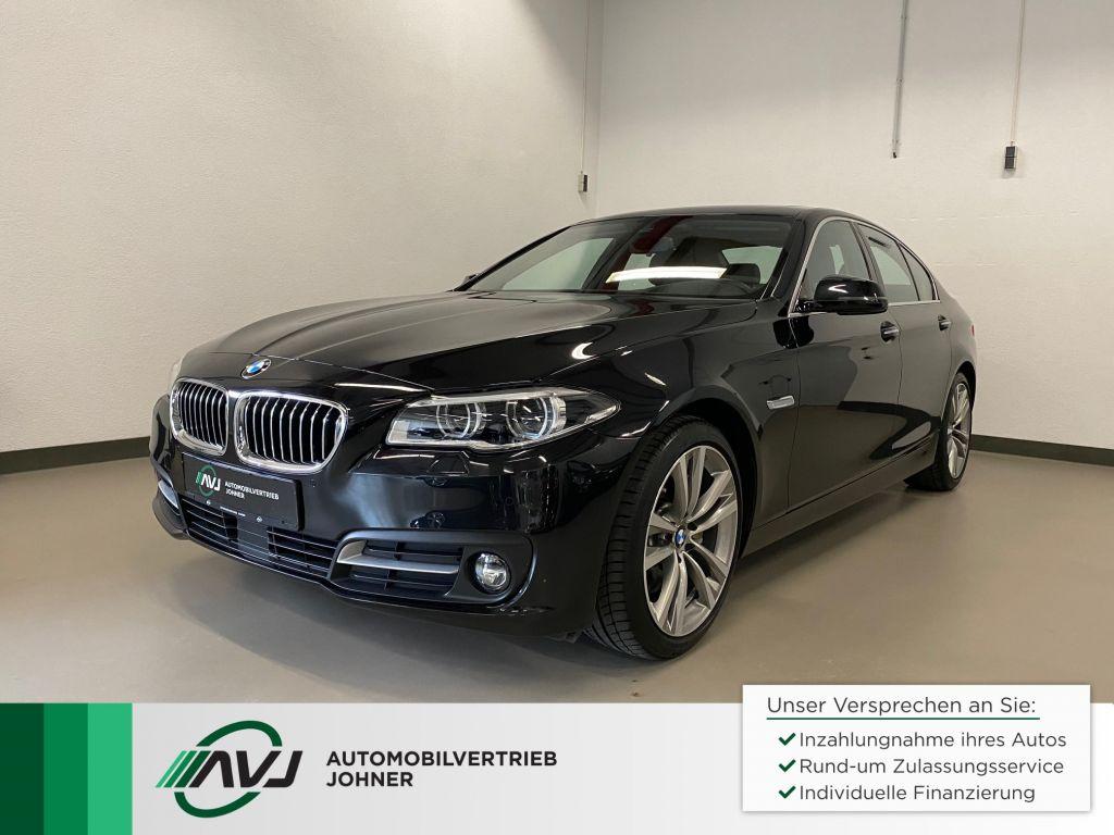 BMW 525d Aut. Edition Sport | NaviProf | LED | SD, Jahr 2016, Diesel