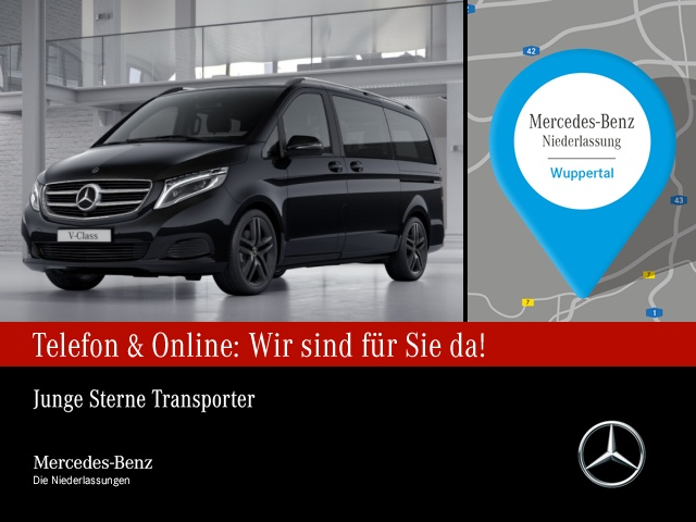 Mercedes-Benz V 250 d 4M AVANTGARDE EDITION Lang AHK Standhzg., Jahr 2016, Diesel