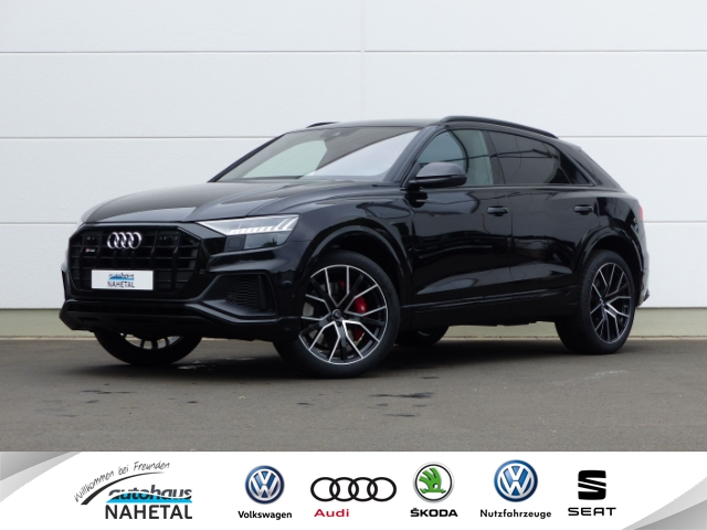 Audi SQ8 4,0 TDI quattro MATRIX LED S-MASSAGESITZ B&O PANORAMA 22''ASSITENZ TOUR+PARKEN, Jahr 2019, diesel