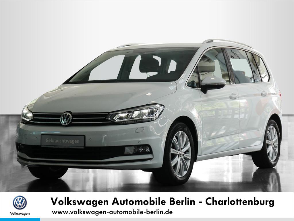 Volkswagen Touran 2.0 TDI Highline BMT, Jahr 2017, Diesel