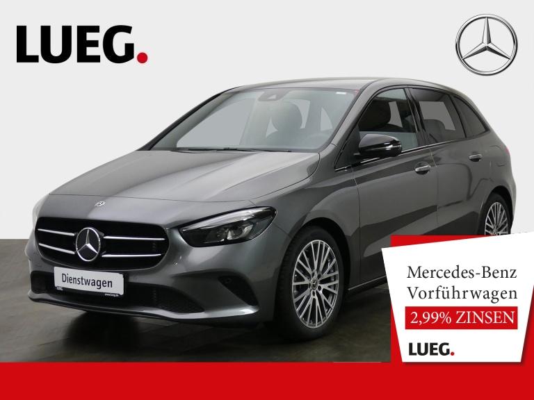 Mercedes-Benz B 180 PROGRESSIVE+NIGHT+LED+TOTW+KAMERA+NAV-PREM, Jahr 2020, Benzin