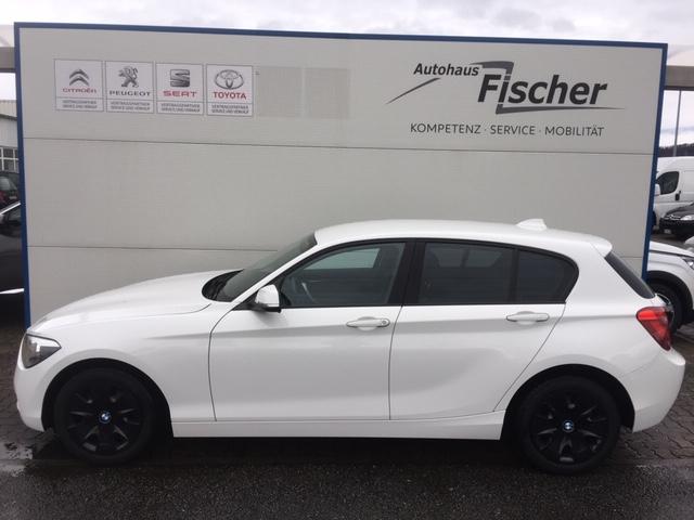 BMW 116i, Jahr 2012, petrol