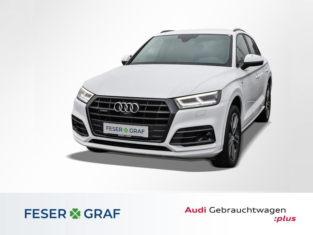 Audi Q5 2.0 TDI qu.S tronic 3x S Line HUD,B&O,Standhz, Jahr 2017, Diesel